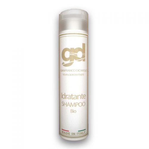 shampoo idratante bio