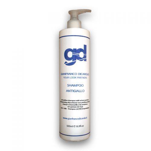 shampoo antigiallo